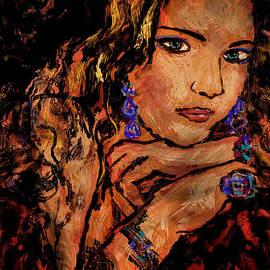 Natalie Holland - Amber