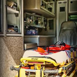 Paul Ward - Ambulance - Trip of a Lifetime