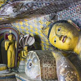 Maria Heyens - Dambulla Golden Temple  Cave no. 4