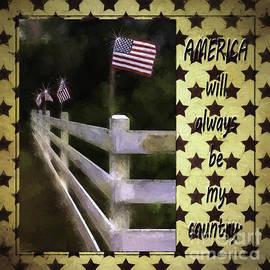 Jean OKeeffe Macro Abundance Art - America Always