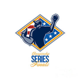 Aloysius Patrimonio - American Championship Series Finals Baseball