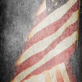Pam  Holdsworth - American Flag