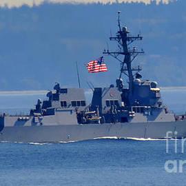 American Flag Ship