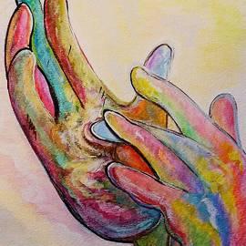 Eloise Schneider - American Sign Language Jesus