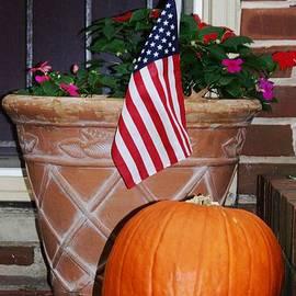 Marcus Dagan - Americana In Fall
