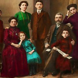 Mike Savad - Americana - The Savatsky family