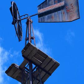 Tina M Wenger - Amish Artisan Windmill