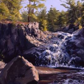 Rick Hansen - Amnicon River Waterfalls
