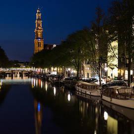 Georgia Mizuleva - Amsterdam Blue Hour
