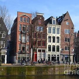 Miryam  UrZa - Amsterdam houses