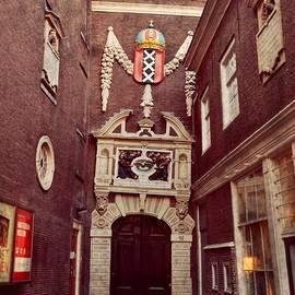 Miryam  UrZa -  Amsterdam Historical Museum