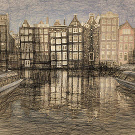 Jerry Deutsch - Amsterdam Reflections