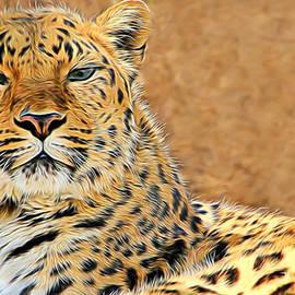 Diane Alexander - Amur Leopard Elegance