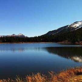 Jeff  Swan - An Alpine Lake In Colorado
