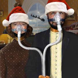 Mike McGlothlen - An American Gothic Sleep Apnea Merry Christmas