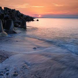 Igor Baranov - An evening by the sea