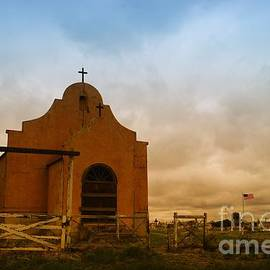 Jeff  Swan - An Old Mission In Northeastern Montana