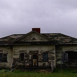 Jeff  Swan - An Old Montana School House