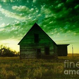Jeff  Swan - An Old North Dakota Farm House