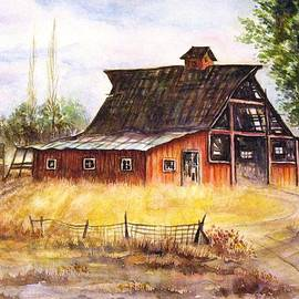 Hazel Holland - An Old Red Barn