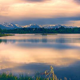 John Haldane - Anchorage Sky