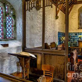 Adrian Evans - Ancient Chapel 2