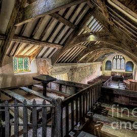 Adrian Evans - Ancient Pagan Chapel