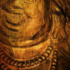 Roselynne Broussard - Ancient Smiling Buddha