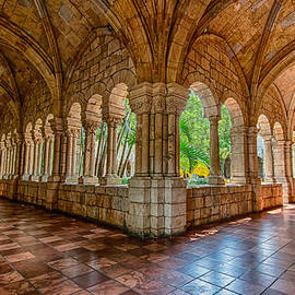 Mike Burgquist - Ancient Spanish Monastery