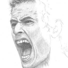 Conor OBrien - Andy Murray Sketch
