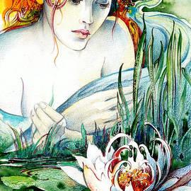 Anna Ewa Miarczynska - Angel and Lily