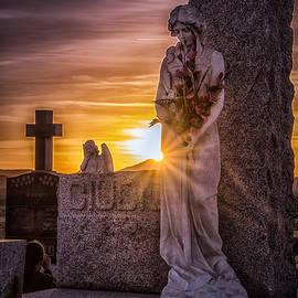 Janis Knight - Angel at Sundown