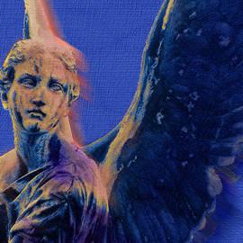 Tony Rubino - Angel in Blue and Gold