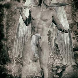 Joaquin Abella - Angel mercenary By Quim Abella