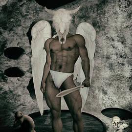 Joaquin Abella - Danse macabre By Quim Abella