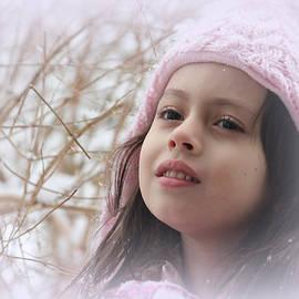 The Art Of Marilyn Ridoutt-Greene - Angel of Winter