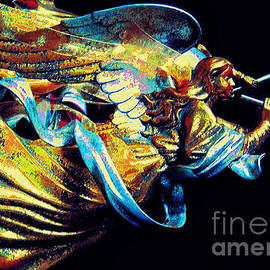 ARTography by Pamela  Smale Williams - Angel