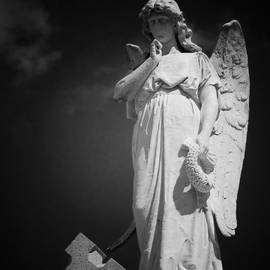 Christine Till - Angel St Louis Cemetery No 3 New Orleans