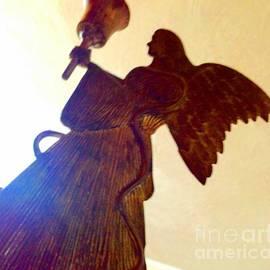 Rose Wang - Angel Statue