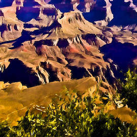 Bob and Nadine Johnston - ANGEL TRAIL Grand Canyon