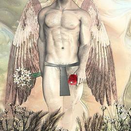 Joaquin Abella - Angel transparent By Quim Abella
