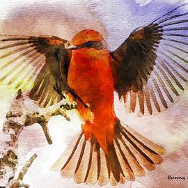Bunny Clarke - Angel Wings