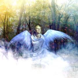 KJ Bruce - Infinity Fusion Art - Angelic