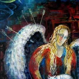 Elisheva Nesis - Angels Of Zodiac. Sagittarius The Archer Centaur