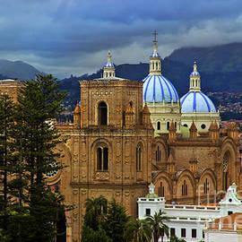 Al Bourassa - Angry Sky Over Cuenca Ecuador