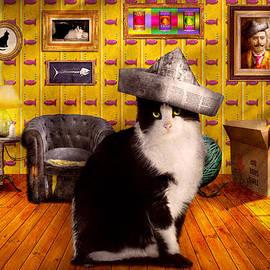 Mike Savad - Animal - The Cat