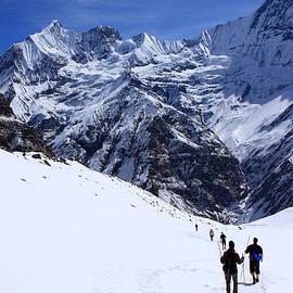 Aidan Moran - Annapurna Sanctuary