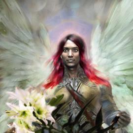 Suzanne Silvir - Annunciation