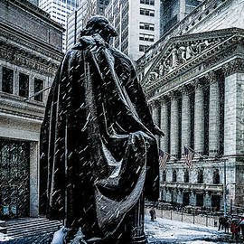 Chris Lord - Another Cold Cold Day On Wall Street