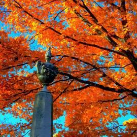 Kerri Ann Crau - Another Hdr Image From Mount Auburn